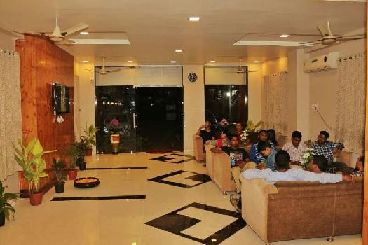 42 AC Rooms Hotel Near Shirdi Sai Baba Mandir For Sale