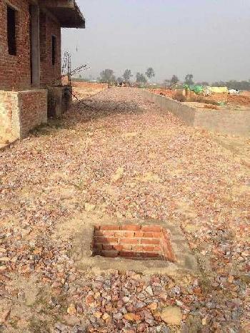 Residential Plot For Sale In Deendayal Nagar Moradabad