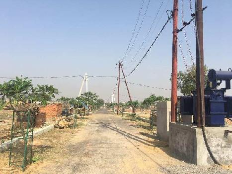 Residential Plot For Sale In Sector - 1, Budhi Vihar, Moradabad