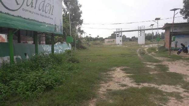 Residential Plot For Sale In Gandhi Nagar, Moradabad