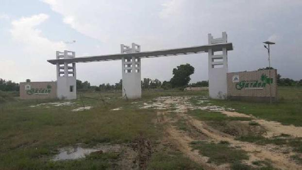 Residential Plot For Sale In Parkesh Ihklab, Moradabad