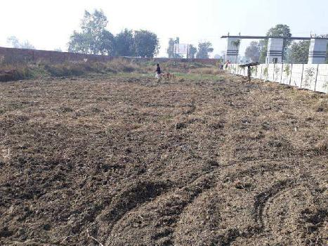 Residential Plot For Sale In Milan Vihar, Moradabad