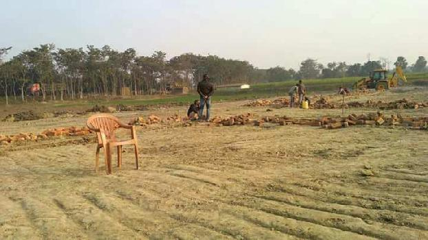 Residential Plot For Sale In Kashi Ram Yojana, Moradabad