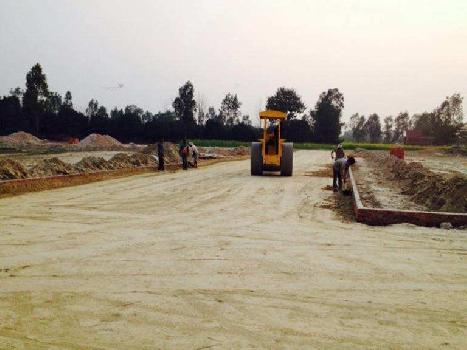 Residential Plot For Sale In Transport Nagar, Moradabad
