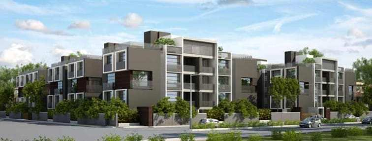 2 BHK Flats & Apartments for Sale in Chandkheda, Ahmedabad