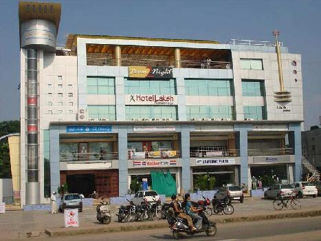 Commercial Shops for Lease in Alkapuri, Vadodara
