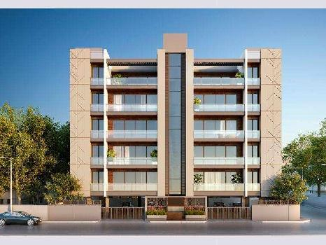 3BHK Residential Apartment for Sale In Vadodara