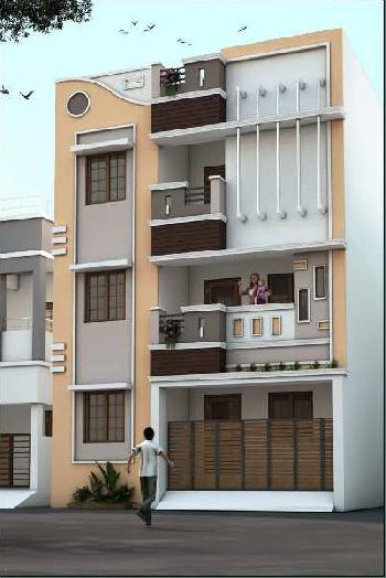 4 BHK Flat in Chandanholla