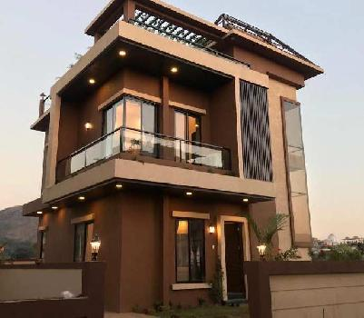 4 BHK Individual Houses / Villas for Sale in Khandala, Satara