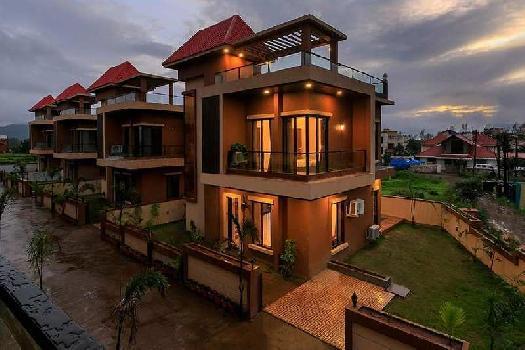 4 BHK Individual Houses / Villas for Sale in Khandala, Satara