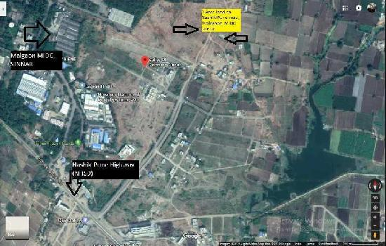 Plot For sale in Nashik