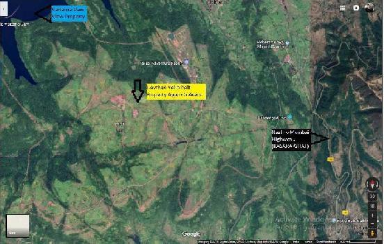 Agricultural Land for sale at Kasara Budruk, Mahar