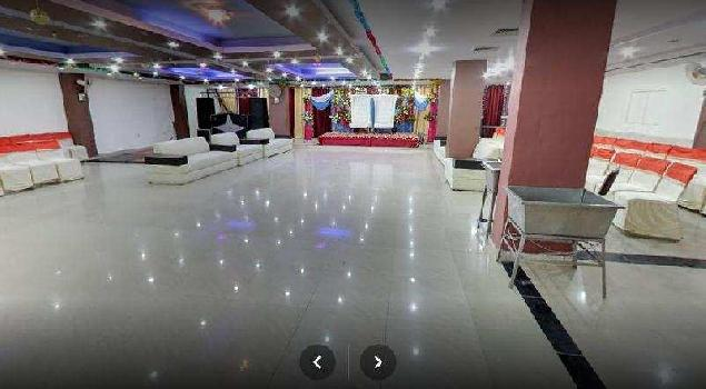 Banquet Hall & Guest House for Rent in Janakpuri, West Delhi