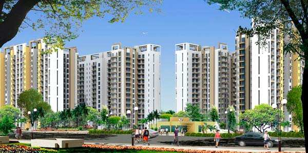 Multistorey Apartments in Ozone Shiv Sai sec. 87