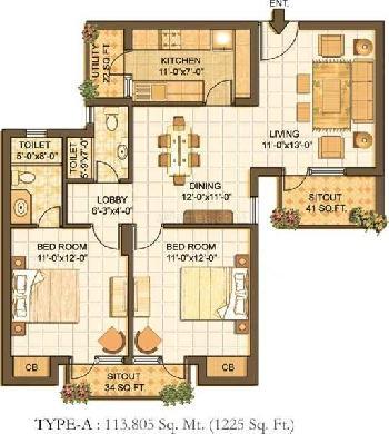 Independent/Builder Floor for Sale in Vipul Lavanya, Sector-81 Gurgaon