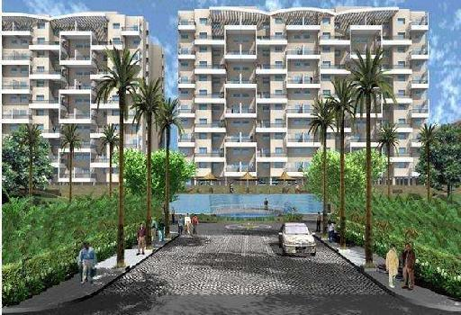 2 bhk flat for sale in lake town