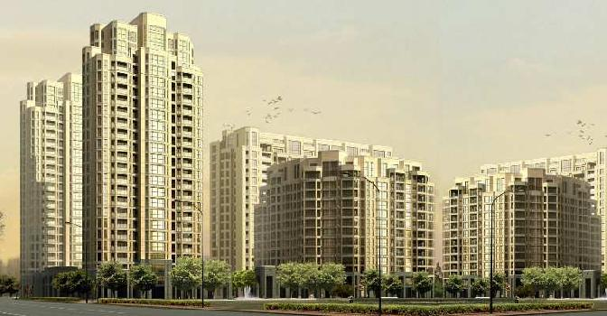 3 bhk flat for sale in Lake town Co. Op. Hsg. Society