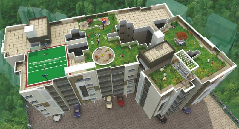 Prelaunch Offer- 1BHK in Wadgaon Sheri