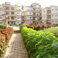 Fully Furnished Flats & Apartments for sale calanute
