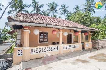 Compounded Portughuese House for Sale - Saligaon, Goa