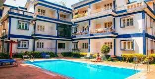 2 BHK Apartment for Sale at Beira Mar Resort - Baga Beach Road