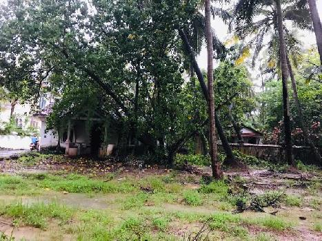 Land with Old House for Sale in Saligaon - Goa