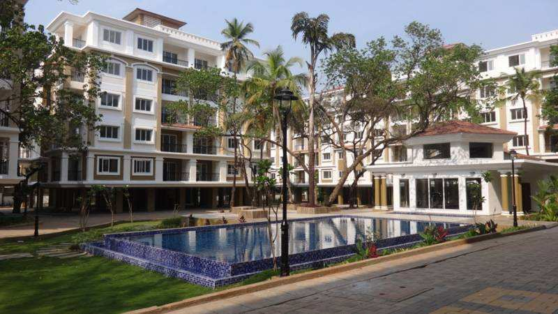 2 BHK Fully Furnished Apartment for Lease at Mapusa