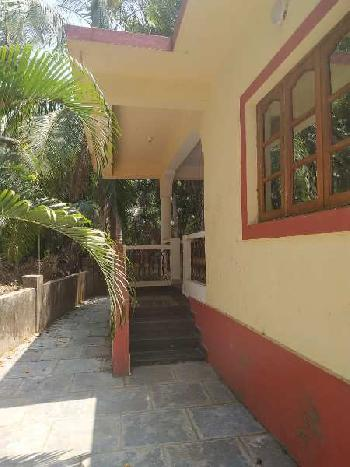 Independent House for Lease in Morjim