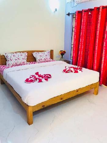 8 Rooms Guesthouse for Lease on Calangute Beach