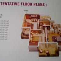2BHK Flat in approved Township in L Zone-Largest Smart city