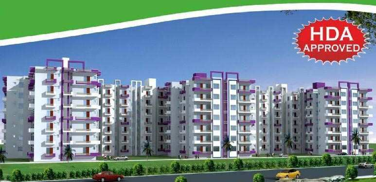 3BHK Flat in HDA approved Township, NH58,Haridwar