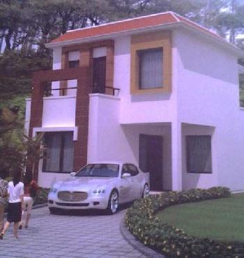 3BHK Duplex Villa in 1630sqft at Bhowali, Nainital