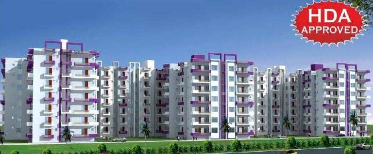 3BHK Flat- ready to move in HDA approved Township, NH58,Haridwar