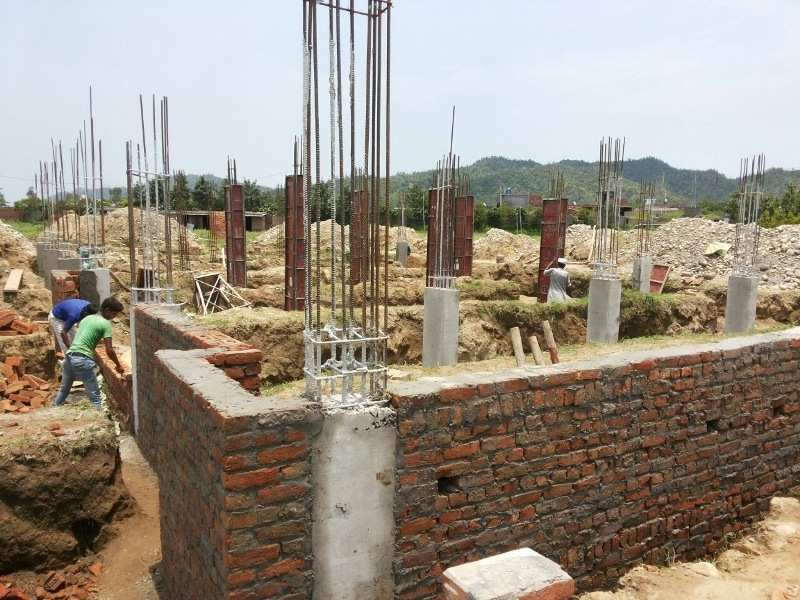 1 BHK Flats & Apartments for Sale in Haridwar