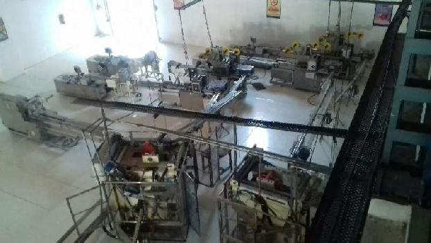 65000 Sq.ft. Factory / Industrial Building for Sale in Selaqui, Dehradun