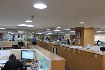 Office space 2000 fully furnished in infocity-2, Gurgaon