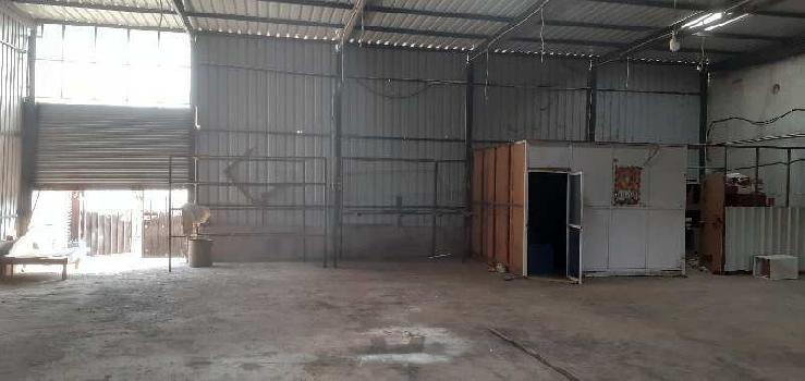 Warehouse Tin shed 3000 ft available for RENT in Anjana Colony sec-37 Gur