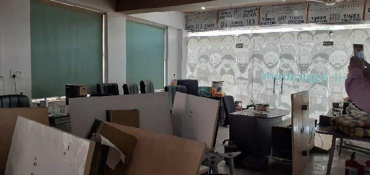 Fully furnished Office space 3000 ft in Info ciity-1, available for Rent