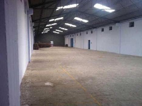 Shed 500 sq yard in Basai Industrial  area want to Rent Out in Gurgaon