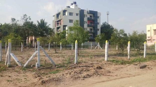 11 cents dtp res. land for sale in sakthy nagar near parambariyam hotel,vadavalli, coimbatore