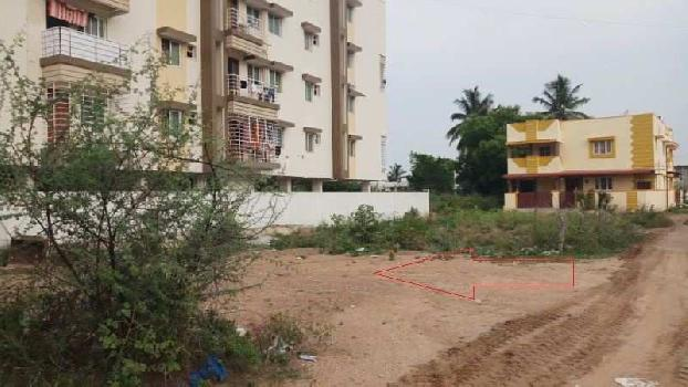 13 cents dtp res. land for sale inTauta nagar,vadavalli, coimbatore