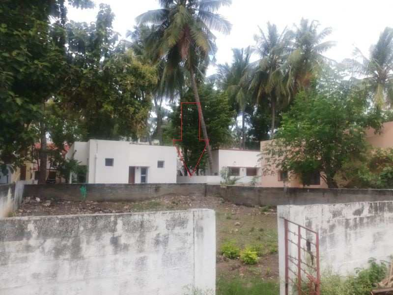 5.5  cents DTP Res. Land for sale  in gurusamy nagar,Vadavalli, Coimbatore