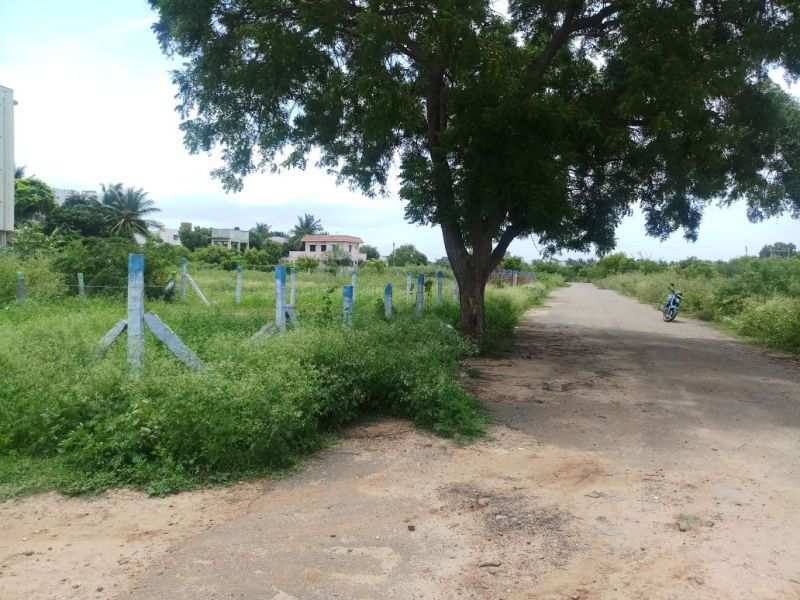 6 cents  DTP Res. Land for sale  in Shanmugam Chettiyar nagar, Vadavalli, Coimbatore