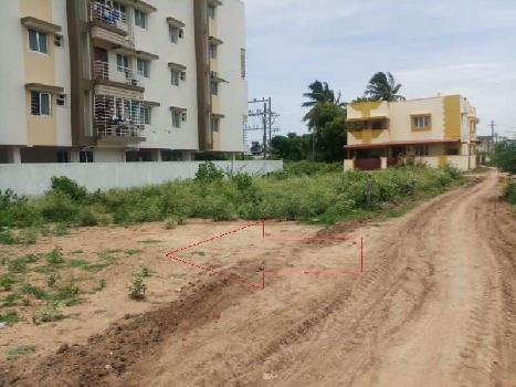 6.25 cents DTP Res. Land for sale in Tata nagar, Vadavalli, Coimbatore
