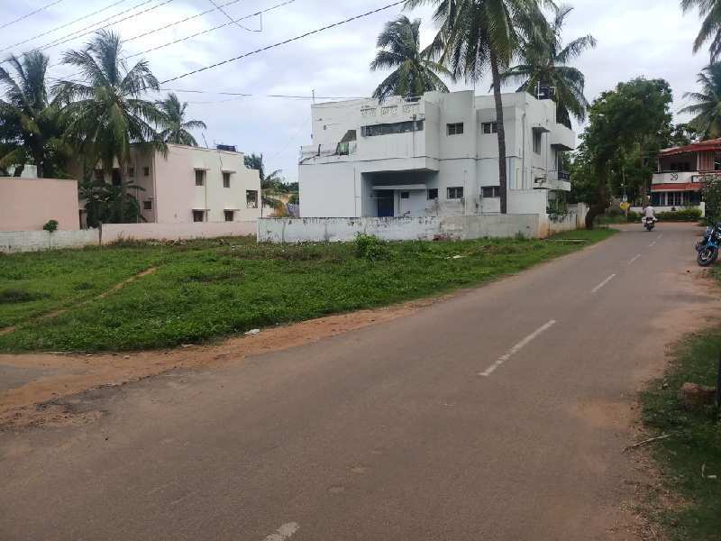 6.5 cents DTP Res. Land for sale in Thiruvalluvar nagar, Vadavalli, Coimbatore