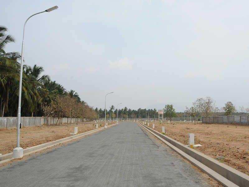 12 Cents DTP Residential land for sale in  vadavalli, coimbatore,