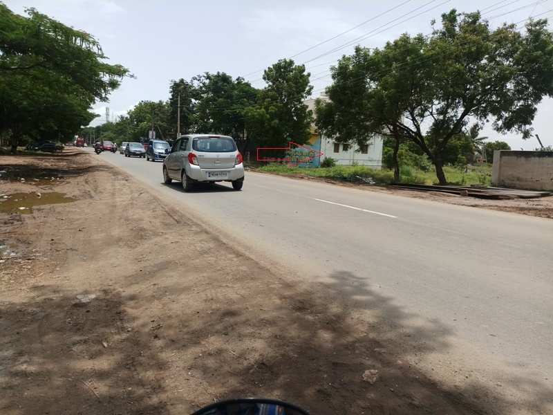 25 cents DTP Commercial Land for sale in Sathy main Road, Saravanampatty, coimbatore.
