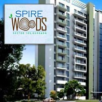 2 BHK Flat in Spire Woods