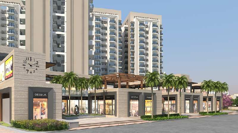 2 BHK Flats & Apartments for Sale in Sector 90, Gurgaon