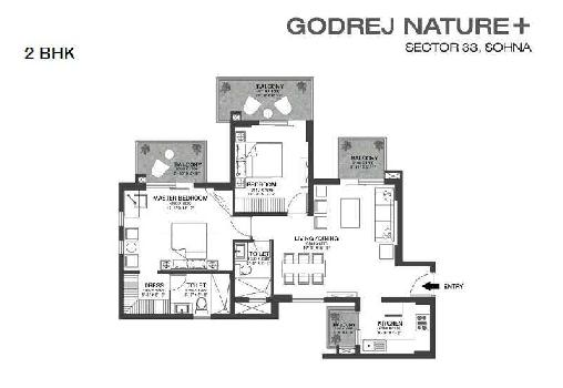 godrej Nature plus
